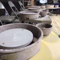 Pottery Wheels